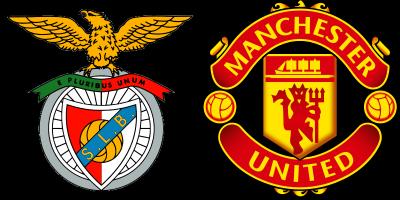 Risultati immagini per Benfica – Manchester United