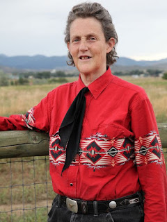 """Temple Grandin: """"I was a lot calmer. I was addicted to this feeling """""""