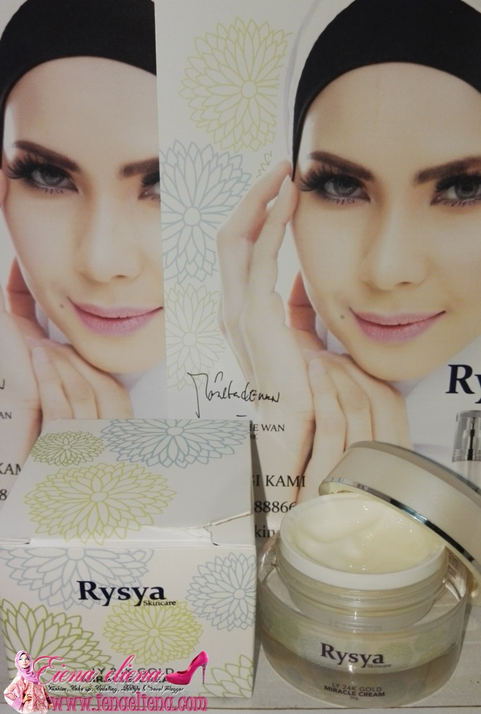 Rysya 24K Gold Miracle Cream