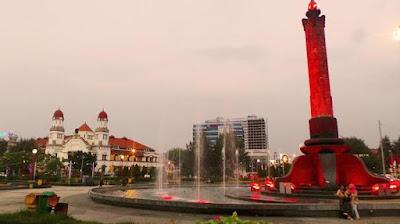 Wisata Tugu Muda Semarang
