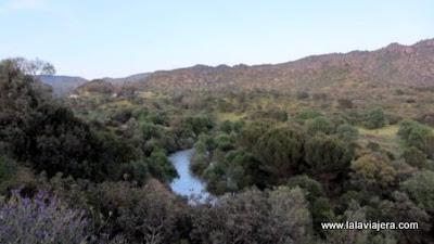 El Encinarejo y Ribera del Jandula, Andujar