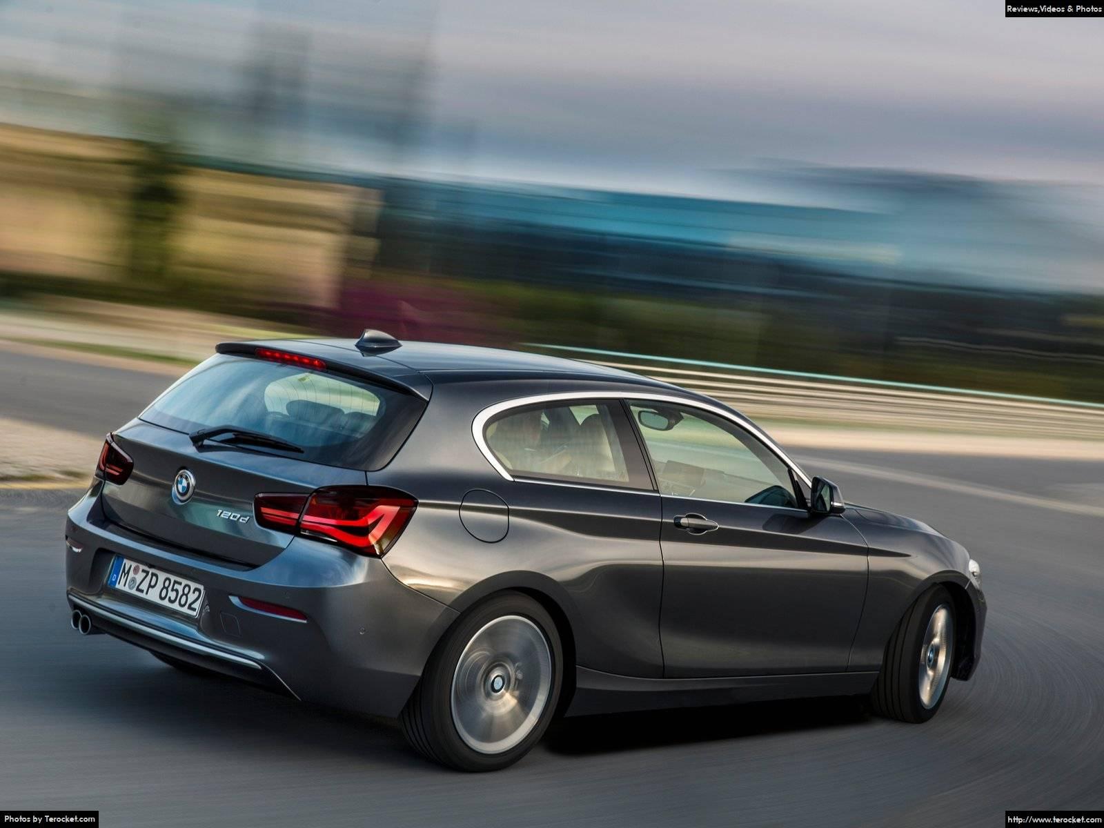 Hình ảnh xe ô tô BMW 1-Series 3-door 2016 & nội ngoại thất
