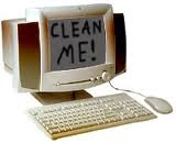 bersihkan komputer clean your pc computer