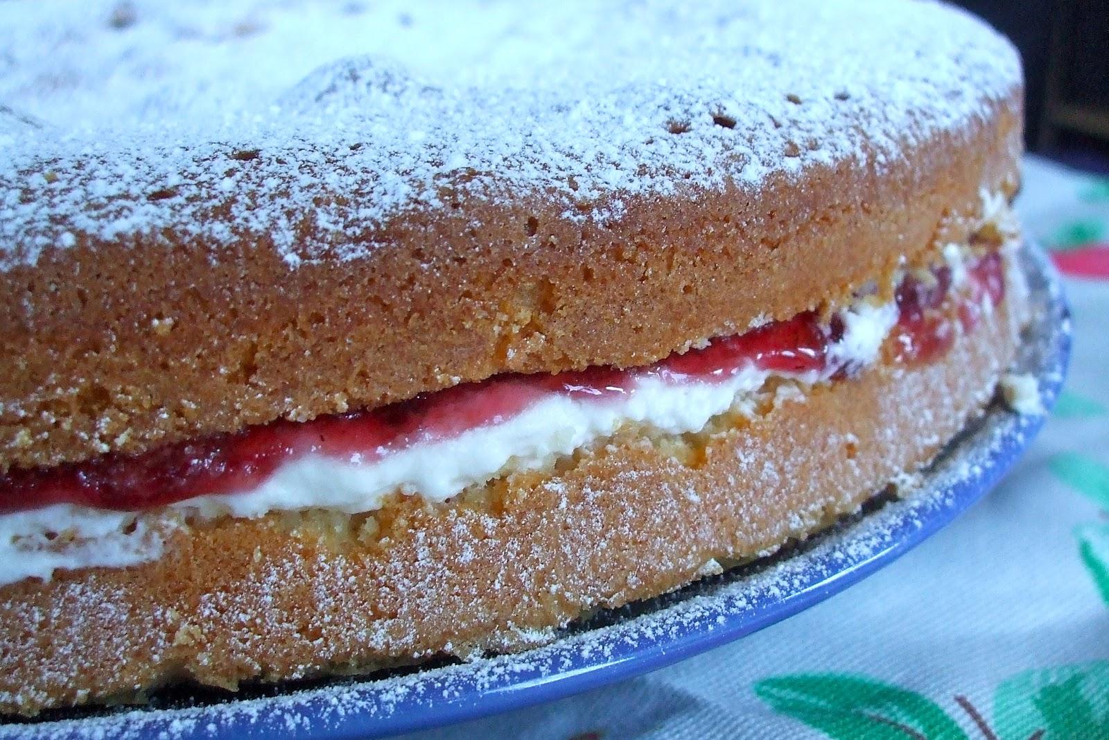Victoria Sponge Cake Recipe Nigella Lawson