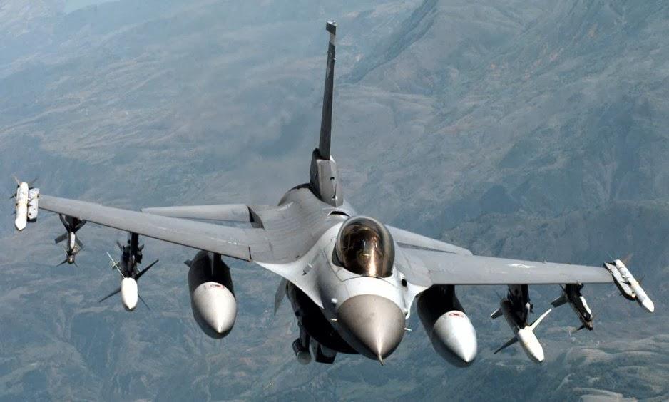 Pesawat F-16 akan ditempatkan di Skadron 16 Riau