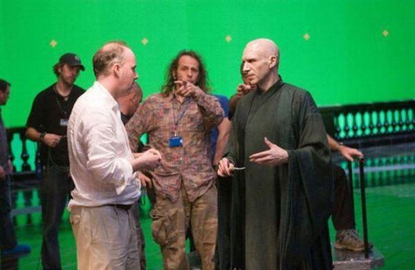 Behind the Scenes Pembuatan Film Harry Potter