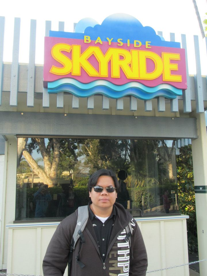 SeaWorld San Diego Bayside Skyride
