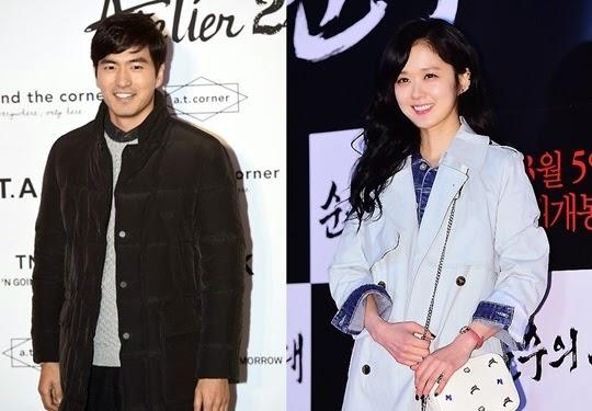 Lee Jin Wook ve Jang Nara Ayn� Dizide /// 8 Mart 2015