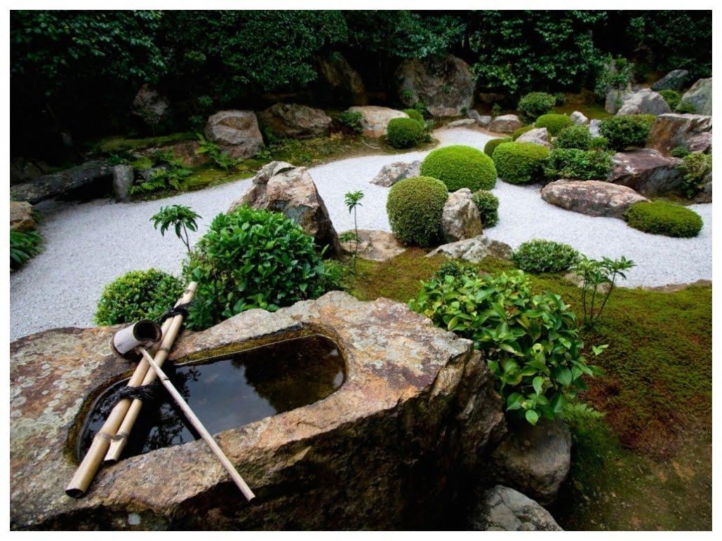 Crear un jard n zen en tu patrio trasero - Arena jardin zen ...