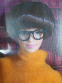 Mattel Skipper as Velma from Scooby Doo