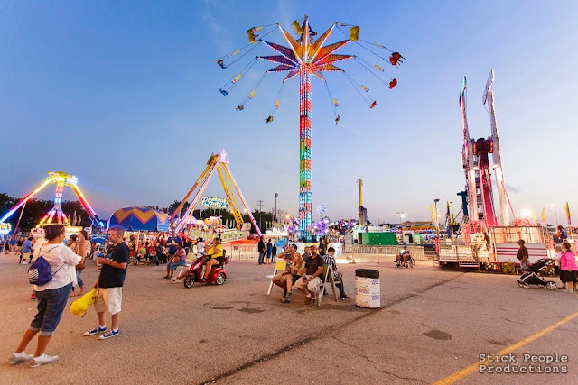 (c) Stick People Productions -  Kelly Doering Photography - WI State Fair