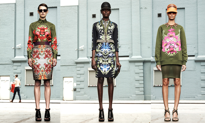 givenchy resort collection 2012
