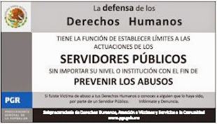 INFÓRMATE Y DENUNCIA