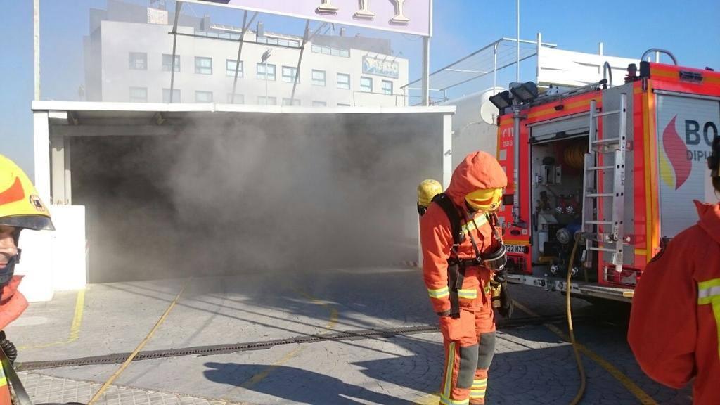 Gremat incendio en un hotel de catarroja valencia - El tiempo en catarroja valencia ...
