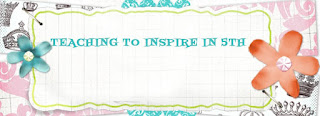 Teaching To Inspire in 5th