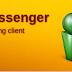 Chatting Iha Rede Lokal Ho Aplikasaun LAN Messenger