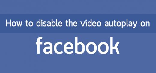 Autoplay Video di Facebook