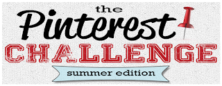 pinterest challenge banner