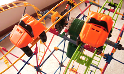 K'nex Atomic Coaster, New K'nex Building Sets