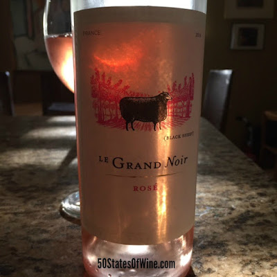 Wine of the Week: Black Sheep Le Grand Noir Rosé 2014