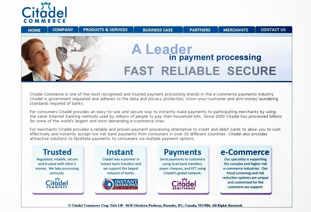 Citadel Screen