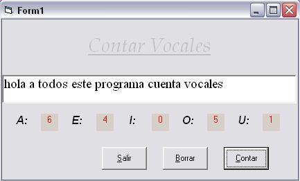 ejercicios de visual basic 2005: