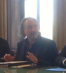 Il sindaco Gianfranco Cuttica
