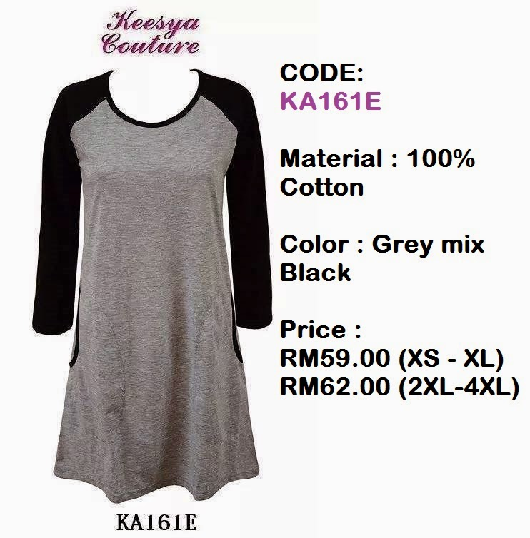 T-shirt-Muslimah-Keesya-KA161E