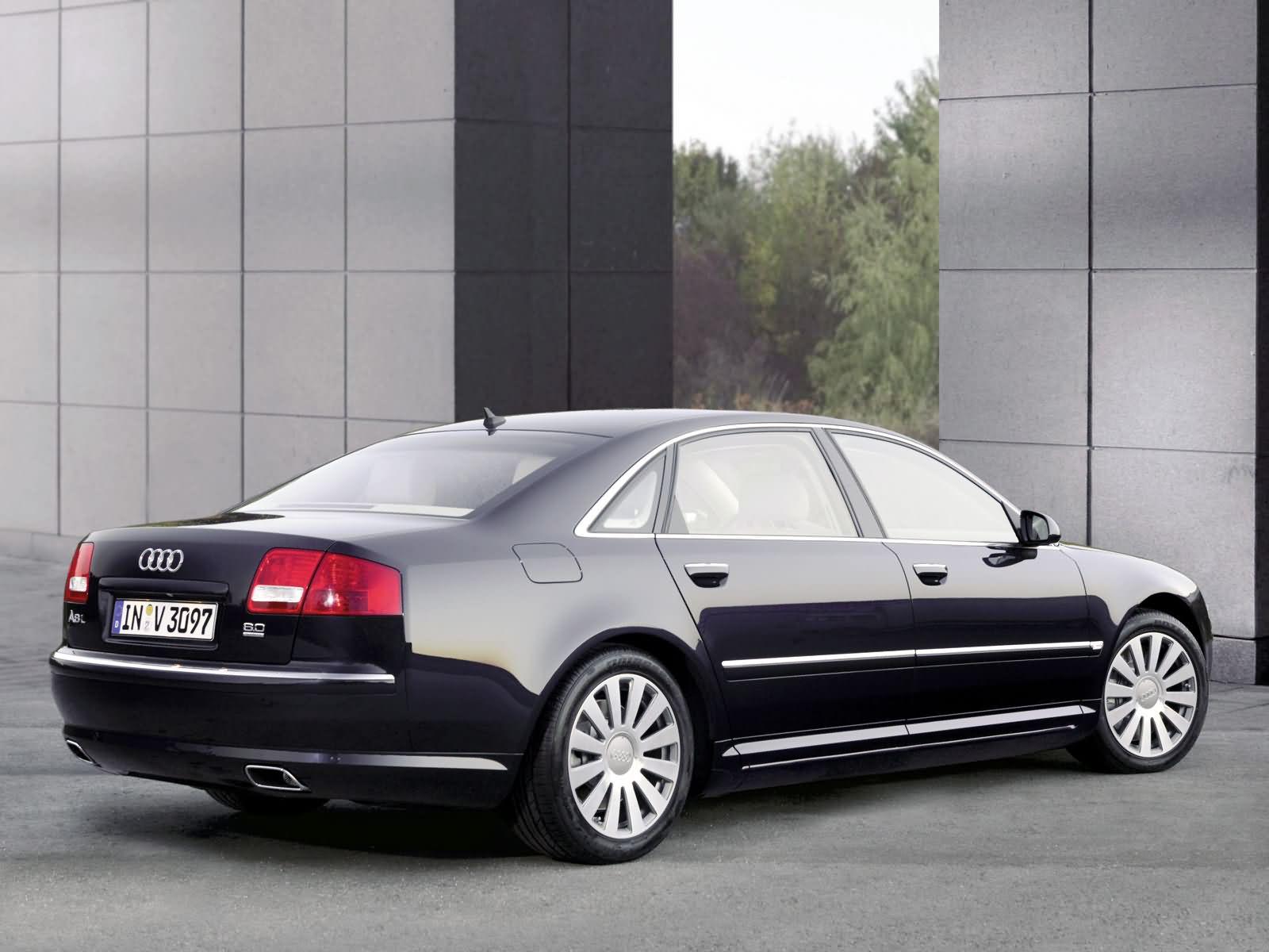 Audi A8 Autosmr