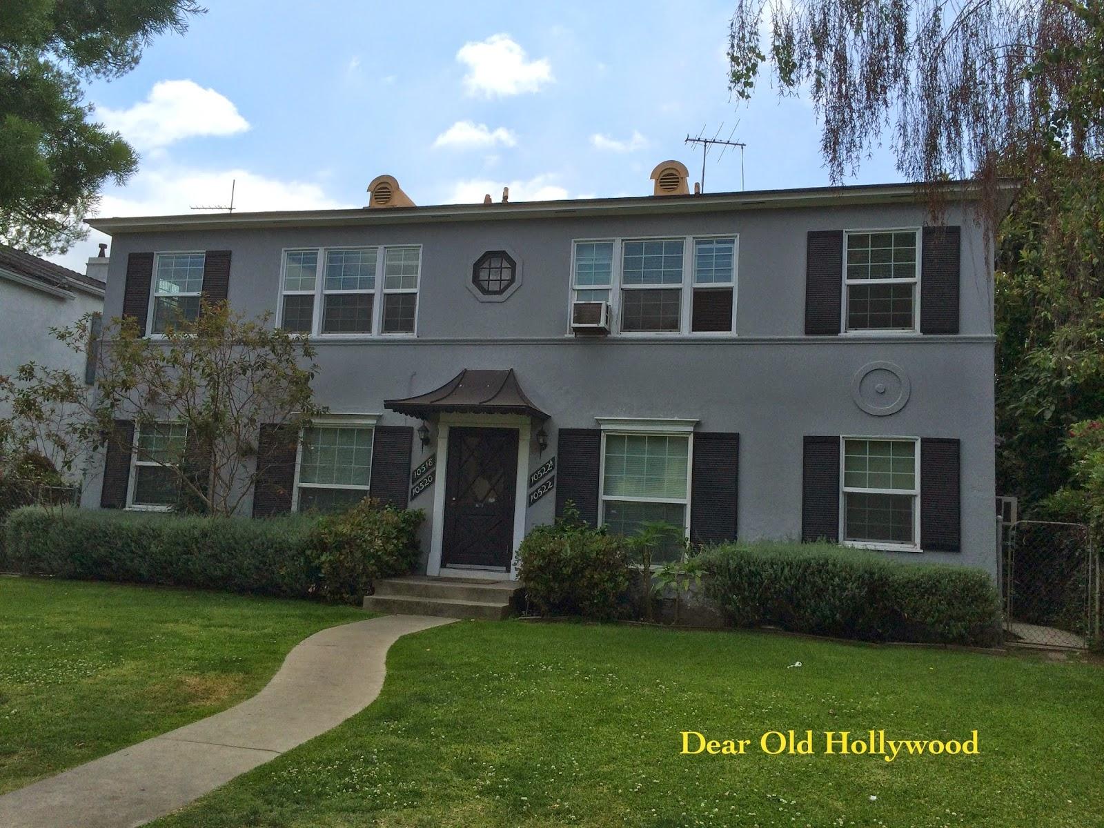 Dear Old Hollywood The Toluca Lake Homes Of Shemp Howard