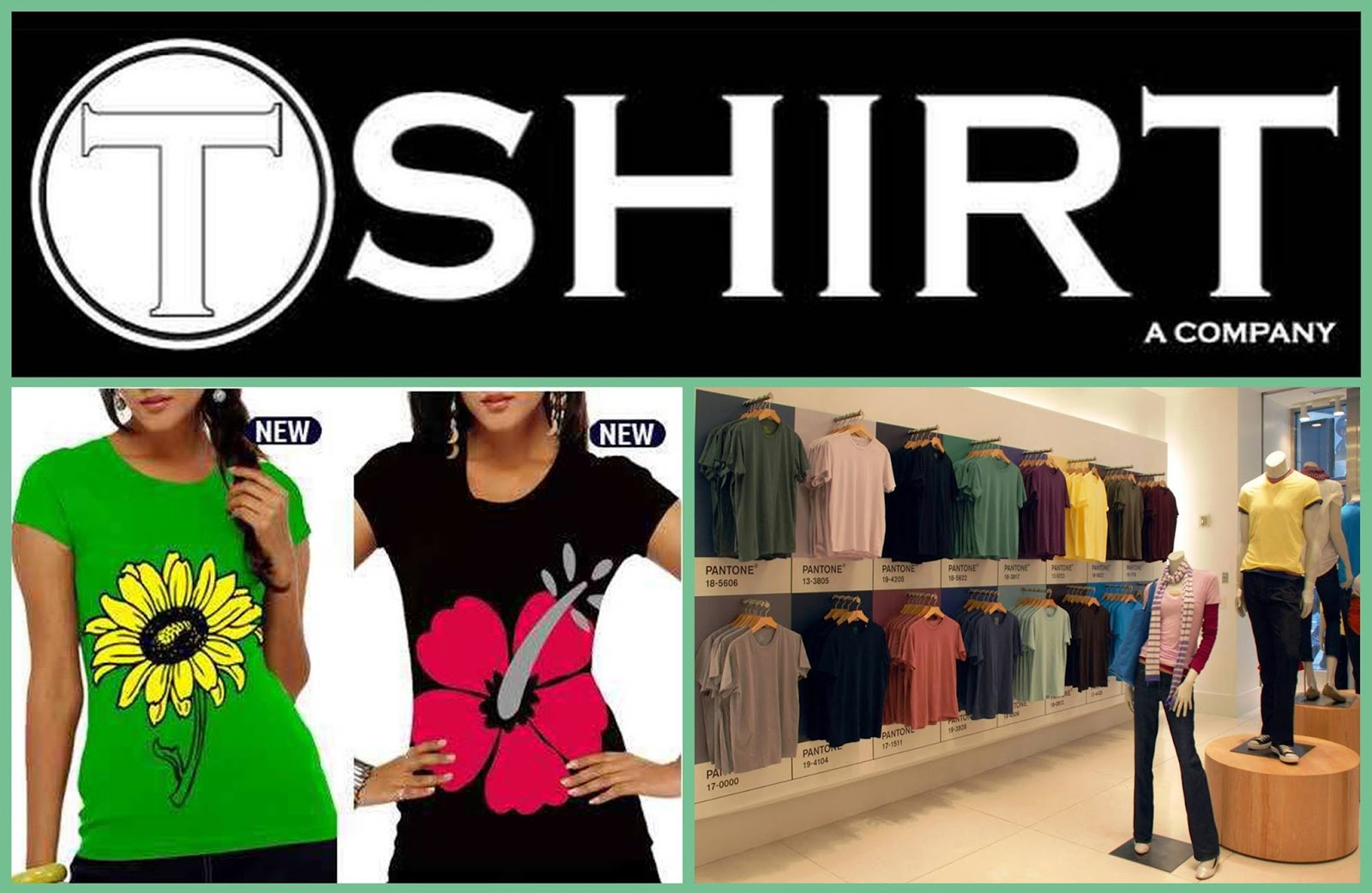 Start a T-Shirt Store | Business Ideas