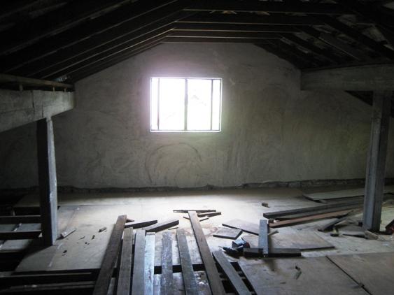 Loteng Rumah: Projek Loteng Pondok Kami Part 3