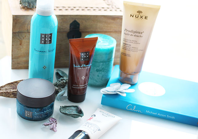 Beauty blogger advises you on the best of beauty from Marks and Spencer to help you get ready for Summer