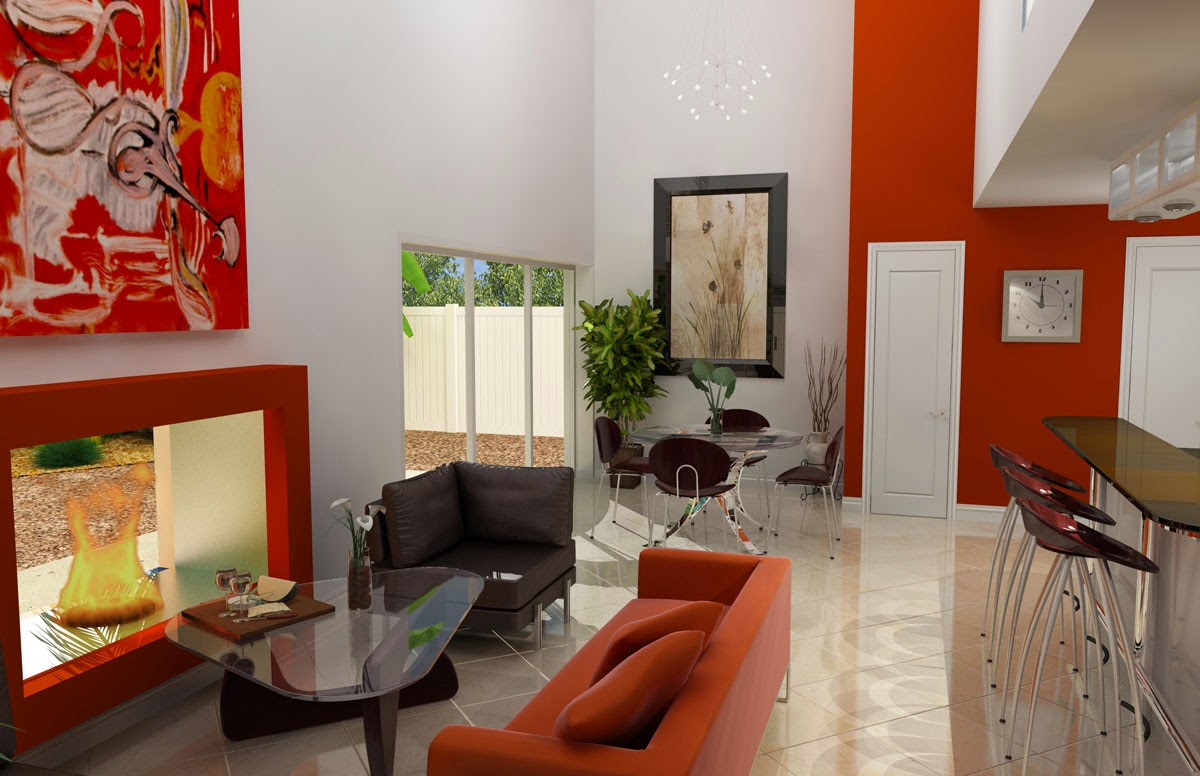 8 Desain Interior Ruang Tamu Mewah Terbaru