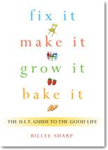 ABE Blogtastic Extravaganza: Prize Pack #4: The Frugal Foodie Cookbook and Fix it/Make it/Grow it/Bake it Book