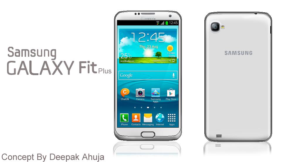 NewMobileZoom: Samsung Galaxy Fit Plus przedstawia Deepak Ahuja