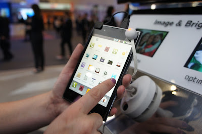 [MWC 2012] LG Optimus Vu: O concorrente direto do Galaxy Note