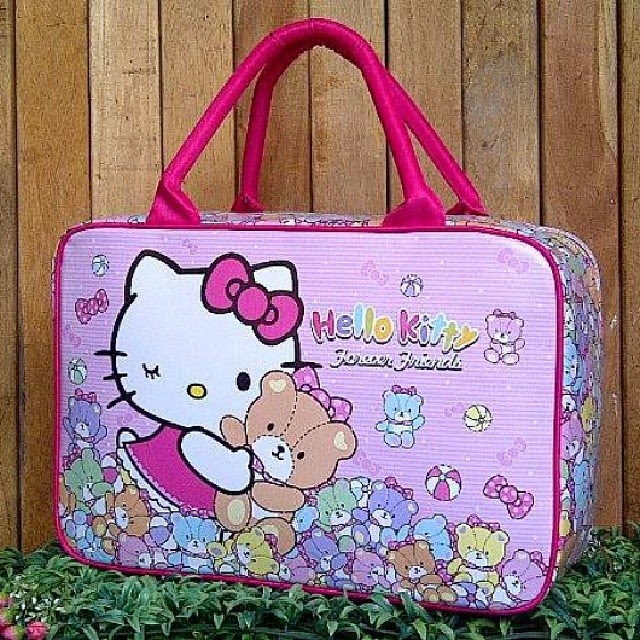 Travel Bag Anak Lucu