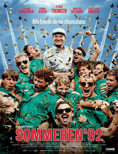 Ver Sommeren '92 (Verano del 92) (2015) Online