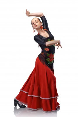 Picture of woman dancing