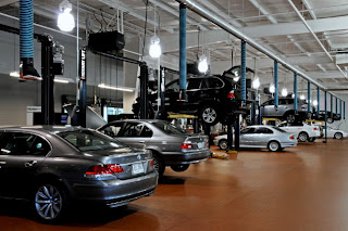 Nalley BMW Service