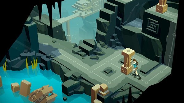 Lara Croft GO launches on Android, iOS and Windows Phone