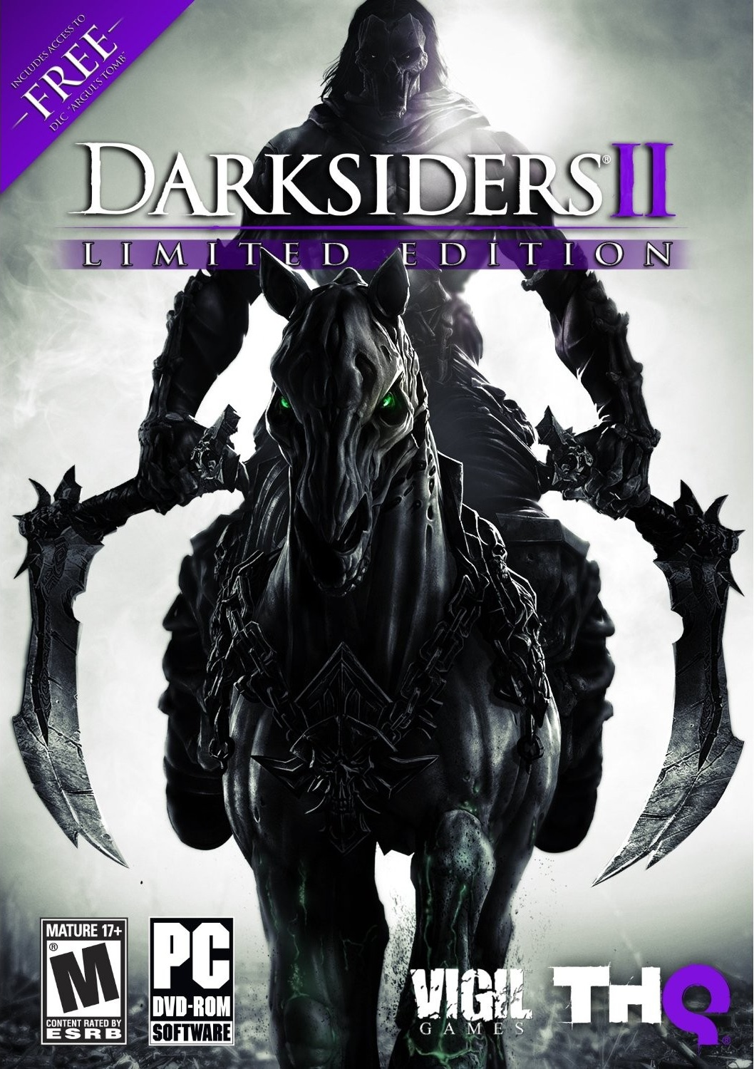 Darksiders II 2012 v1.5 [SKIDROW] Crack Only