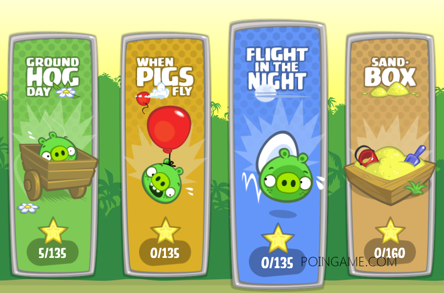 New Bad Piggies Seasons 1.1.0 HD PC Full