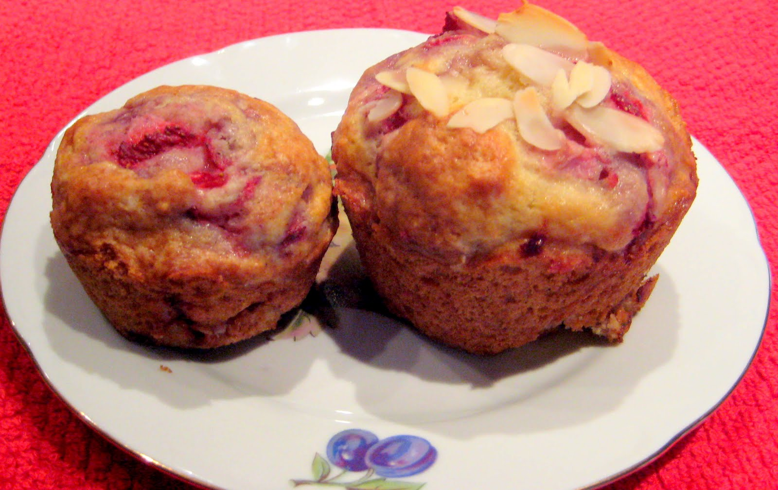 Equal Opportunity Kitchen: Strawberry Muffins