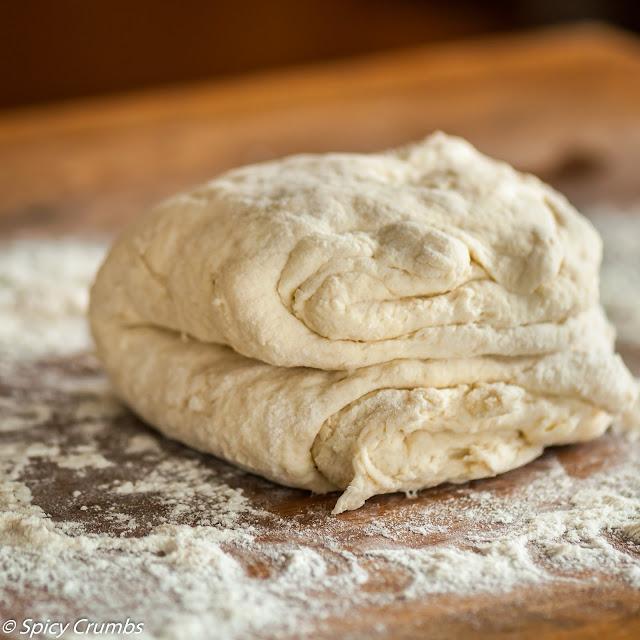 Snídaňové bulky - scones