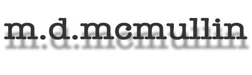 m.d. mcmullin
