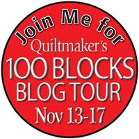 100 Blocks Blog Tour