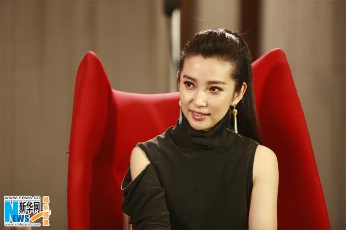 li bingbing promotes resident evil 5 in hk china