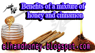 Benefits of a mixture of honey and cinnamon